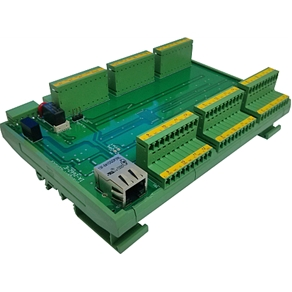 IA-2662-EN 96 Relays Pluggable Wide Range Digital IO Controller