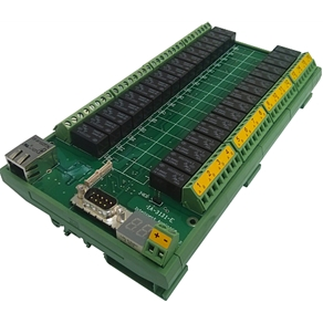 IA-3131-E TCP IP 32 Relays Board is CE & FCC approved