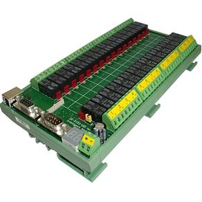 IA-3131-U2i Industrial 32 Relay Controller Board