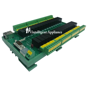 IA-3133-BEP TCP IP Ethernet controlled Multiplexer