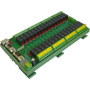 IA-3133-U2i relay multiplexer board