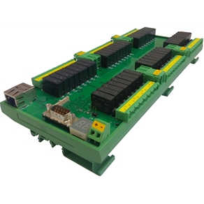 IA-3152-E Industrial Grade TCP/IP Relay Controller