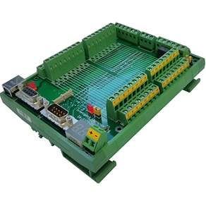IA-3123-U2i Industrial 64 channels Digital Input Module